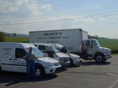 Weaver's Commercial Team